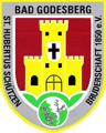 St. Hubertus Schützenbruderschaft Bad Godesberg 1850 e.V. Logo